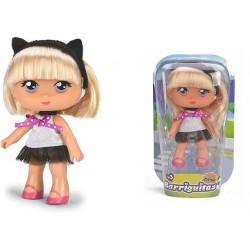 Muñeca Barriguitas con disfraz de gato