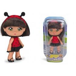 Muñeca Barriguitas con disfraz de mariquita