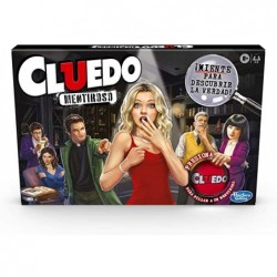 Juego Cluedo Mentiroso Game...