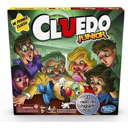 Juego mi primer Cluedo Junior