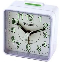 Despertador Casio blanco pequeño