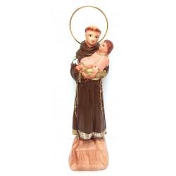 Figura San Antonio 19cm escayola
