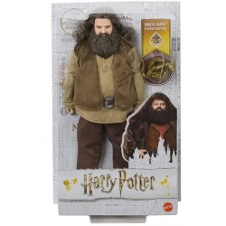 Harry Potter Muñeco Rebeus Hagrid 30cm