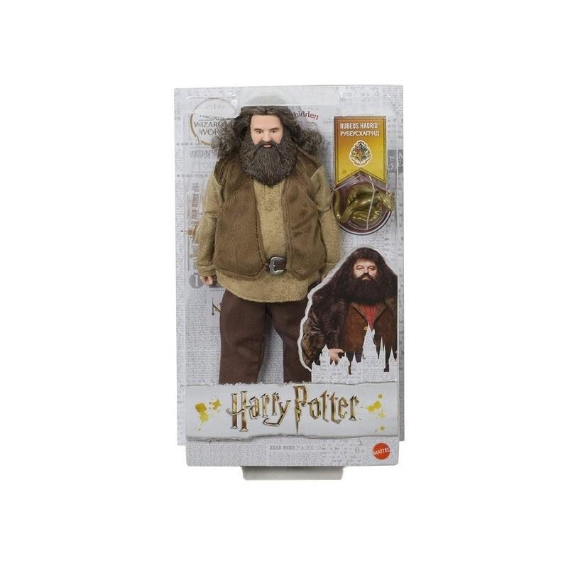 Harry Potter Muñeco Rebeus Hagrid 30cm