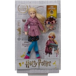 Harry Potter muñeca Luna Lovegood Mattel