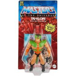 Muñeco Tri-Klops Masters of the Universe Mattel GNN84 15cm Incluye Comic