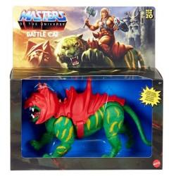 Muñeco Battle Cat Masters of the Universe Mattel GNN70