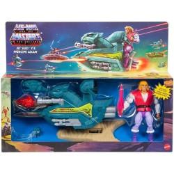 Muñeco Prince Adam Sky Sled Masters of the Universe Mattel GNN84 figura 15cm