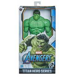 Figura Hulk Avenger Tinta Hero Series 30cm