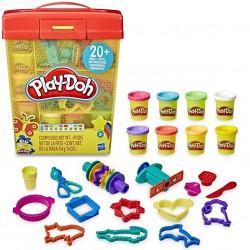 Juego Platilina Super Maletin Play-Doh