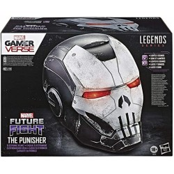 Casco premium The Punisher Legends Marvel Future FIght Cosplay