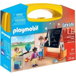 Playmobil 70314 maletín grande Colegio