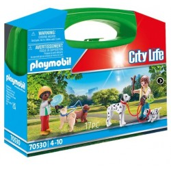 Playmobil 70530 Maletín paseo de perros