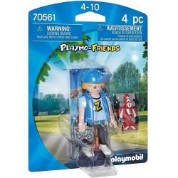 Playmobil 70561 Adolescente con coche RC
