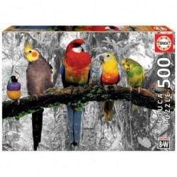 Puzzle 500 Pájaros En La...
