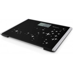 Orbegozo PB 2228 Báscula de Baño Digital, Pantalla LCD, Táctil, 200 kg Máximo