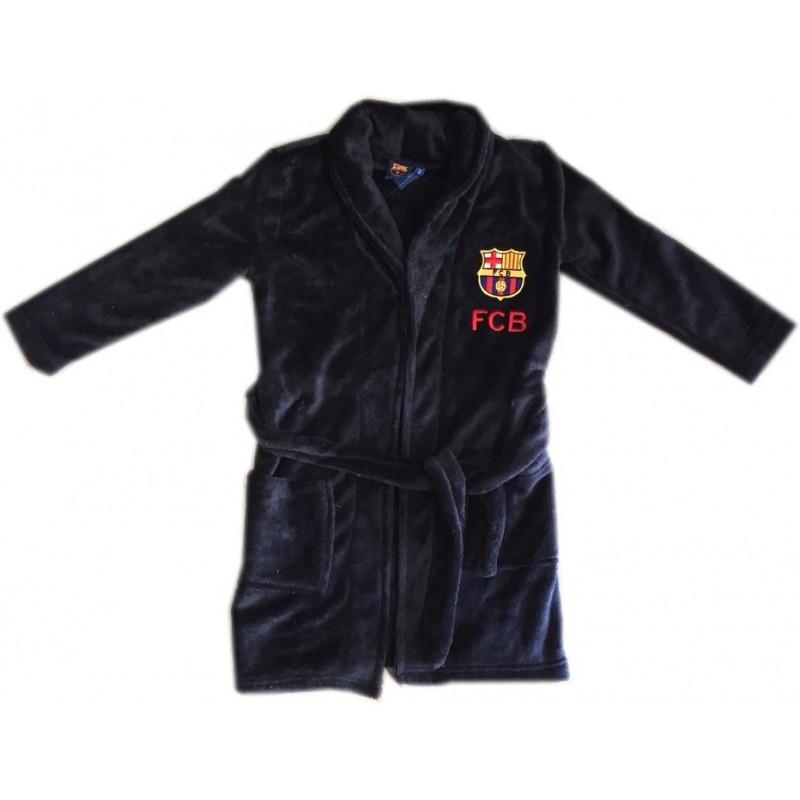 Bata de casa FC Barcelona niño