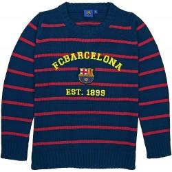 Jersey Fútbol Club Barcelona Tricot niño 4 a 10 años