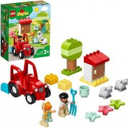 Lego DUPLO 10950 Tractor y Animales de la Granja