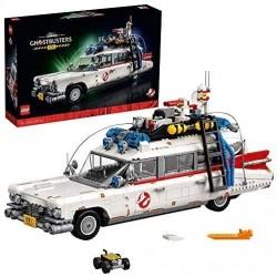 LEGO 10274 Creator ECTO-1 de los Cazafantasmas Maqueta Grande de Coche de Ghostbusters