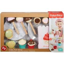 Pasteleria kit de puesto de pasteles Fisher Price Mattel GJX52