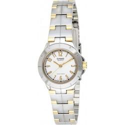 Reloj Casio Señora LTP-1242SG-7A bicolor
