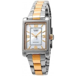 Reloj Casio Señora LTP-1234PSG-7A