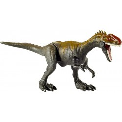 Dinosaurio Monolophosaurus ataque salvaje Jurassic World Cam Cretaceous Mattel