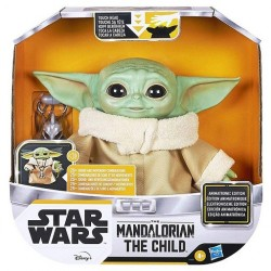 Figura Star Wars Baby Yoda The Child Animatronic, Hasbro F1119