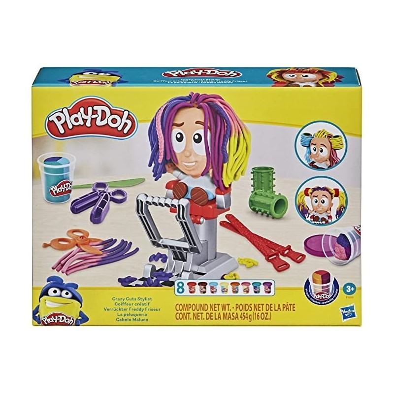 Play-Doh La peluquería cortes divertidos