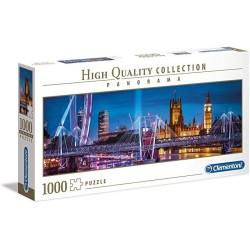 Puzzle 1000 piezas Panorama  Londres Clementoni