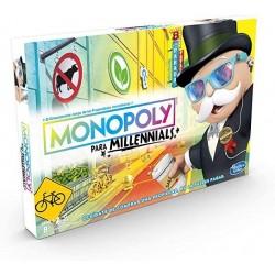 Monopoly Millenials E4989 Hasbro