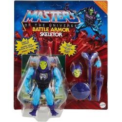 Masters of the Universe Figura Skeletor Deluxe muñeco articulado con accesorios Mattel GVL77