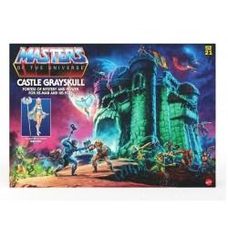 Masters of the Universe Castillo de Grayskull GXP44 incluye figura Hechicera