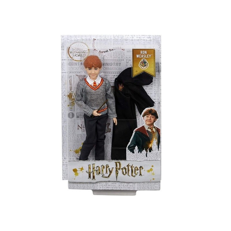 Harry Potter Muñeco Ron Weasley 30cm