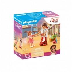 Playmobil 70699 Joven Fortu...