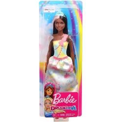 Princesas Barbie Morena De...