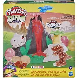 Play-Doh  Volcán Isla Lava...
