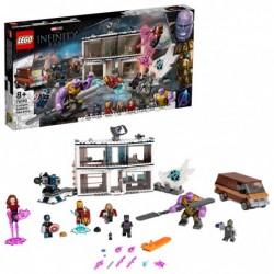 Lego Marvel Avengers Movie...