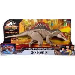 Jurassic World Dinosaurio Spinosaurus masticador Mattel HCG54 Camp Cretaceous