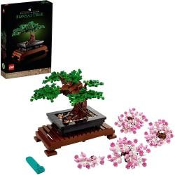 LEGO 10281 Creator Expert Botanical Bonsái kit de construcción de maquetas