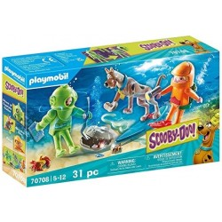 Playmobil 70708 Scooby-Doo! Aventura con Ghost of Captai