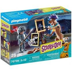 Playmobil 70709 Scooby-Doo! Aventura con Black Knight