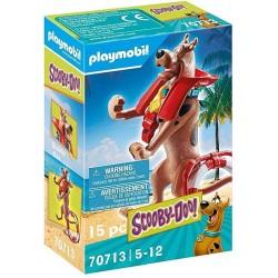 Playmobil 70713 Scooby-Doo! Figura coleccionable Socorri