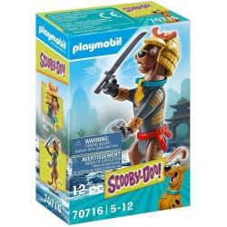 Playmobil 70716 Scooby-Doo! Fitura Coleccionable Samura