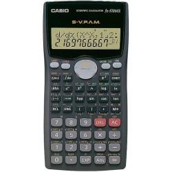 Calculadora Casio cientifica FX-570MS 401 funciones