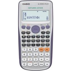 Calculadora Casio cientifica FX-570ES Plus 417 funciones