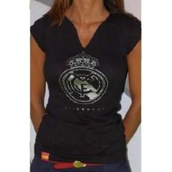 Real Madrid camiseta pedreria mujer