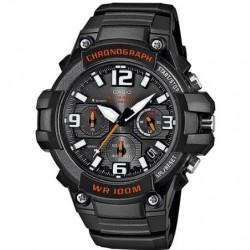 Reloj de Pulsera CASIO MCW-100H Analógico para Hombre correa de resina y esfera negra
