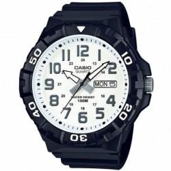 Reloj CASIO MRW-210H-7AV Analógico para Hombre Color Negro Correa Resina